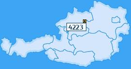 PLZ 4223 Österreich