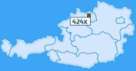 PLZ 424 Österreich