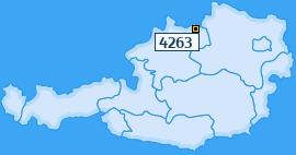 PLZ 4263 Österreich