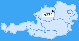 PLZ 4274 Österreich