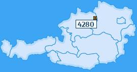 PLZ 4280 Österreich