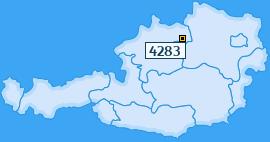 PLZ 4283 Österreich