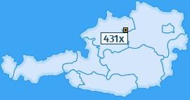 PLZ 431 Österreich