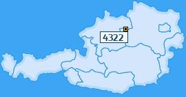 PLZ 4322 Österreich
