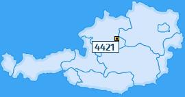 PLZ 4421 Österreich