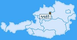 PLZ 4481 Österreich