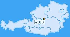 PLZ 4580 Österreich