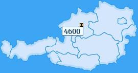 PLZ 4600 Österreich