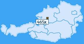 PLZ 465 Österreich