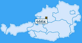 PLZ 466 Österreich