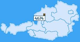 PLZ 4674 Österreich