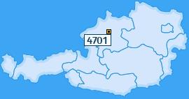 PLZ 4701 Österreich
