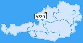 PLZ 4720 Österreich