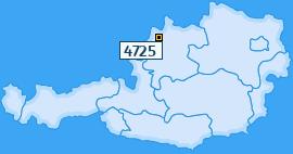 PLZ 4725 Österreich