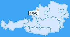 PLZ 4760 Österreich