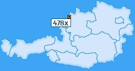 PLZ 478 Österreich