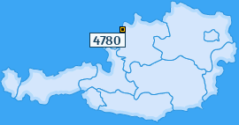 PLZ 4780 Österreich