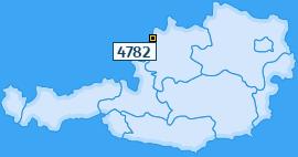 PLZ 4782 Österreich