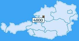 PLZ 4800 Österreich