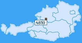PLZ 4810 Österreich