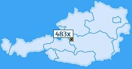 PLZ 483 Österreich