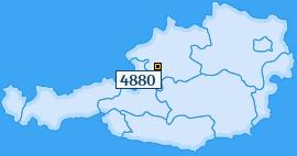 PLZ 4880 Österreich
