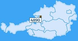 PLZ 4890 Österreich