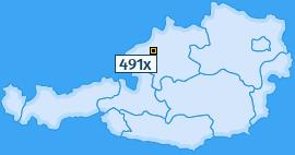 PLZ 491 Österreich