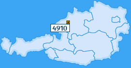 PLZ 4910 Österreich