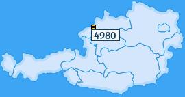 PLZ 4980 Österreich