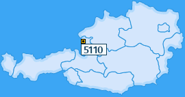 PLZ 5110 Österreich