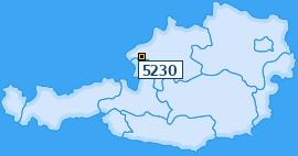 PLZ 5230 Österreich