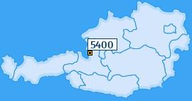 PLZ 5400 Österreich