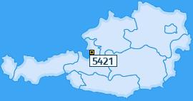 PLZ 5421 Österreich