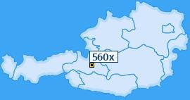 PLZ 560 Österreich