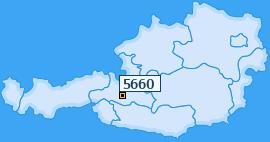 PLZ 5660 Österreich