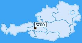 PLZ 5700 Österreich