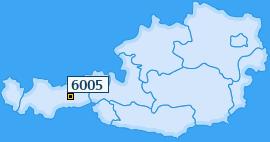 PLZ 6005 Österreich