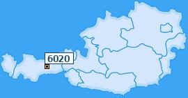 PLZ 6020 Österreich