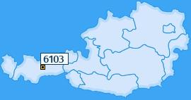 PLZ 6103 Österreich