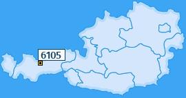 PLZ 6105 Österreich