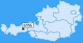 PLZ 6116 Österreich