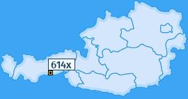 PLZ 614 Österreich