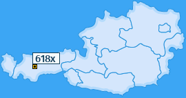 PLZ 618 Österreich