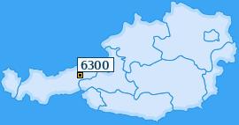 PLZ 6300 Österreich
