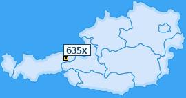 PLZ 635 Österreich