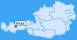 PLZ 64 Österreich