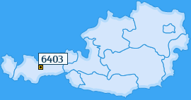 PLZ 6403 Österreich
