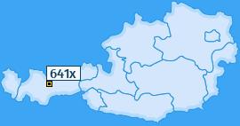 PLZ 641 Österreich