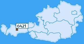 PLZ 6421 Österreich